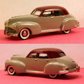 1942 Studebaker President Land Cruiser | Model Cars