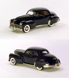 1942 Studebaker President Skyway Sedan Coupe | Model Cars