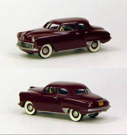 1947 Studebaker Champion 2 Door Sedan | Model Cars