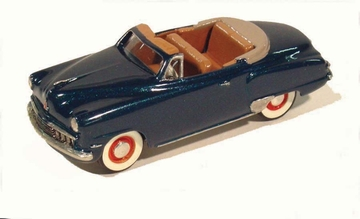 1947 Studebaker Champion Convertible | Model Cars