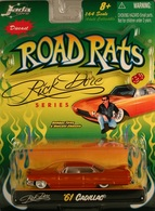 Jada road rats 61 cadillac model cars 27b842da 08a8 4058 b494 b885fb833056 medium