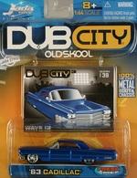 Jada dub city%252c dub city wave 13 63 cadillac model cars 581f2182 dcf8 402d adf3 bc85477726c1 medium