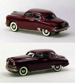 1947 Studebaker Commander 4 Door | Model Cars