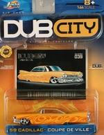 Jada dub city 59 cadillac coupe de ville model cars d041c421 44ab 4851 bd6c de03c09ccba7 medium