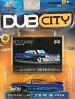 Jada dub city 59 cadillac coupe de ville model cars a291c550 0405 46ee 9d52 e8ef693d0524 medium