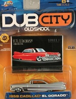 Jada dub city 1959 cadillac el dorado model cars 02147f5f adb7 41d4 a0a7 28bb7cc9096e medium