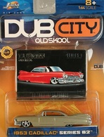 Jada dub city 1953 cadillac series 62 model cars 34c41394 302a 433e bda1 37876670dfea medium
