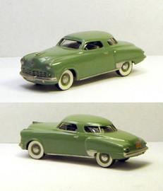 1947 Studebaker Commander Starlight | Model Cars