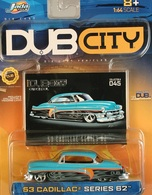 Jada dub city 53 cadillac series 62 model cars 628e367d cdf9 4741 8cec f1886d88729c medium