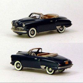 1948 Studebaker Champion Convertible | Model Cars