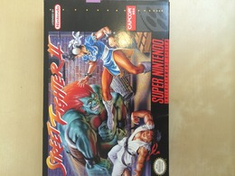 Street Fighter II | Video Games