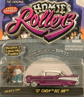 Jada homie rollerz 57 chevy bel air model cars 56aa0395 3dc7 4388 a45f 8ea60da77d80 medium