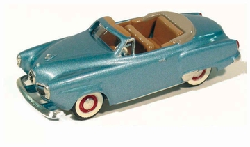 1950 Studebaker Champion Convertible | Model Cars