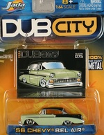 Jada dub city 56 chevey bel air model cars 1562277a 120d 4e09 bfb3 1c555474dd08 medium