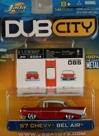 Jada dub city 57 chevy bel air model cars cf059ed4 60b2 47db bae4 faa905cf4d96 medium