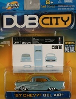 Jada dub city 57 chevy bel air model cars 352b5d38 e3f8 47ae a412 86fcd8025e12 medium