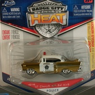 Jada badge city heat%252c badge city heat wave 2 57 chevy bel air model cars 62e135be 6b7c 4f7a 9bc5 065a1db8b50e medium