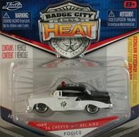 Jada badge city heat%252c badge city heat wave 3 56 chevy bel air model cars 4fa6bbda 5556 4c8a b0a5 b73029e18ae9 medium