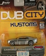 Jada dub city%252c dub city wave 14 06 chevy camaro concept model cars be85f10b e1e7 496a bcdf 545569acda17 medium
