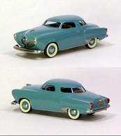 1951 Studebaker Commander Starlight Coupe   Model Cars
