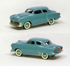 1952 Studebaker Commander 2 Door Sedan | Model Cars