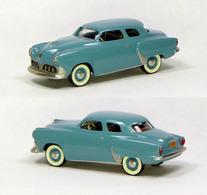 1952 Studebaker Commander 2 Door Sedan   Model Cars