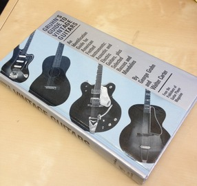 Gruhn's Guide to Vintage Guitars | Books