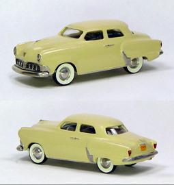 1952 Studebaker Commander 4 Door Sedan | Model Cars