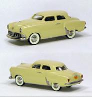 1952 Studebaker Commander 4 Door Sedan   Model Cars