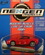 Jada nexgen muscle 2009 chevy corvette zr 1 model cars e633b705 b41d 4129 b0c8 fb49225f2c77 medium