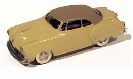 1952 Studebaker Commander Convertible   Model Cars