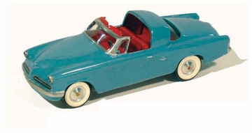 1953 Studebaker Loewy Custom Landau | Model Cars
