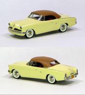 1953 Studebaker Commander Convertible Closed   Model Cars