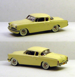1953 Studebaker Commander Starlight | Model Cars