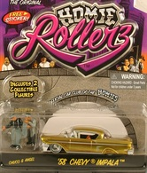 Jada homie rollerz 58 chevy impala model cars 250dd6d0 b354 44db b3b9 8f51d1a3e4d6 medium