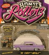 Jada homie rollerz 63 chevy impala model cars 907efcee a819 449b ad39 5fd3f6340872 medium