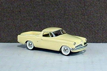 1953 Studebaker Starlight Express | Model Cars