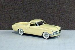 1953 Studebaker Starlight Express   Model Cars