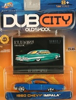 Jada dub city 1960 chevy impala model cars 8cb940bb 7729 4f6f 80c2 9ab12d64716e medium