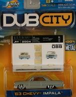 Jada dub city 63 chevy impala model cars 7c7e3202 03ef 4c79 9613 89d0d69f731d medium