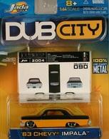 Jada dub city 63 chevy impala model cars e71b2128 f165 4d33 aa46 7b639dc18f7f medium