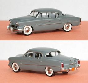 1954 Studebaker Commander Land Cruiser | Model Cars