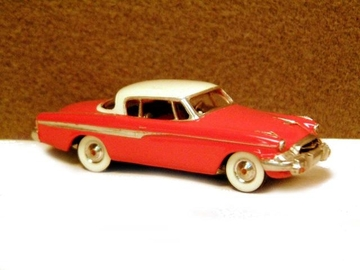 1955 Studebaker President Early Hard Top | Model Cars
