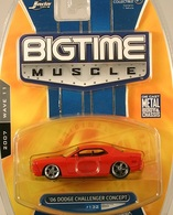 Jada bigtime muscle%252c bigtime muscle wave 11 06 dodge challenger concept model cars 2dcc9c61 267c 4771 a4f5 52aae13f1f3c medium