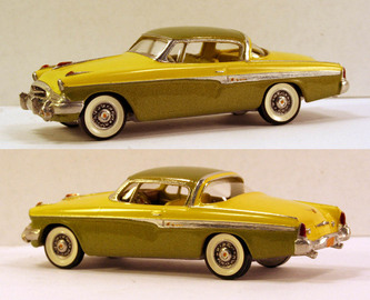 1955 Studebaker President Speedster | Model Cars