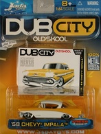 Jada dub city%252c dub city wave 11 58 chevy impala model cars 3183c267 985a 424e b4f1 a1ceaf8b3a88 medium