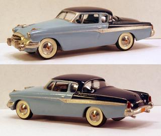 1955 Studebaker President Starlight | Model Cars