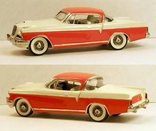 1956 Studebaker Golden Hawk | Model Cars