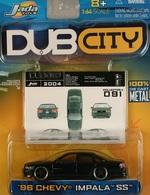 Jada dub city 96 chevy impala ss model cars ae97add6 41ce 4f78 9a79 181f7d13c5fc medium