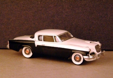 1956 Studebaker Sky Hawk | Model Cars